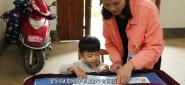 江華企業有了寶媽生產線務工帶娃兩不誤