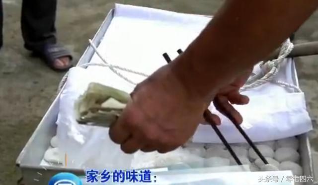 最贊湘食小吃,永州祁陽涼粑,糯米制成的小糍粑,口感香甜沁涼