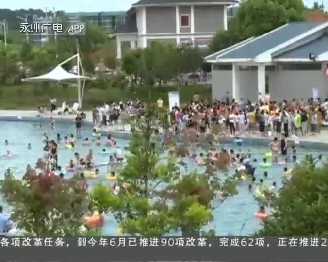 回龙圩:回龙湖音花艺境主题公园开园试营业