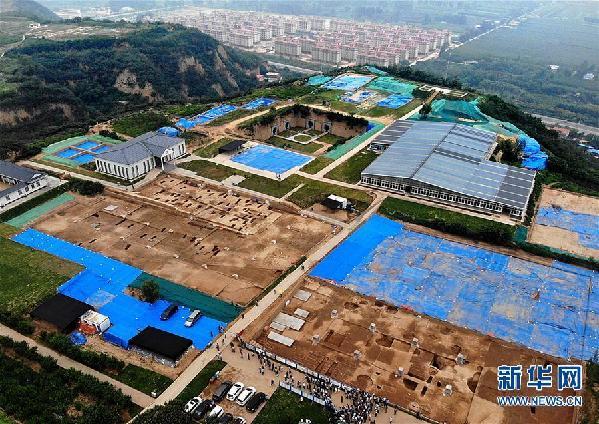 (圖文互動)(3)鄭州考古實證5000多年前中國先民已育蠶制絲