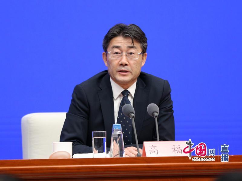 中科院院士、中國疾病預防控制中心主任高福。