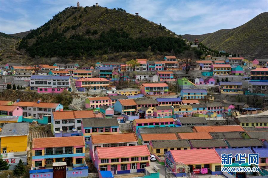 """(社會)(2)太行山深處的""""彩色村莊"""""""