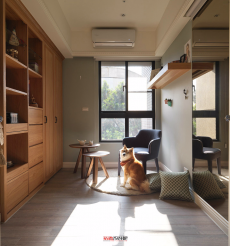 [美式] 陶玺室内设计——优雅的和谐,古典蔓延