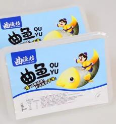 """祁阳传统美食曲米鱼成为""""网红"""""""