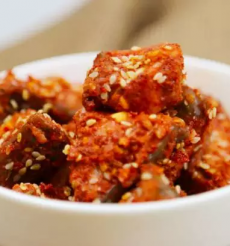 祁阳曲米鱼——传承千年的美味
