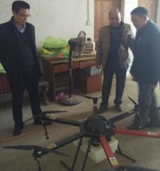 江华县:无人机植保界的新主力