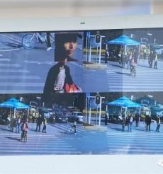 """永州""""行人闯红灯抓拍神器""""已上线,小心变网红!"""