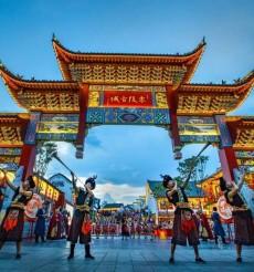 (旅游升温)零陵古城两年接待游客超1400万人次
