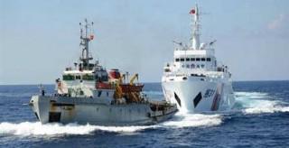 """欧盟对华文件:各国必须能够在南海""""自由通行"""""""