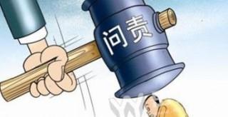 中共中央印發《中國共產黨問責條例》