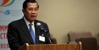 柬埔寨首相支持中国南海立场 遭越南网民辱骂