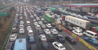 春節假期二廣高速永州段或易堵 注意避讓