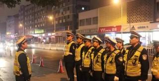春節永州交警出動警力3860人次 保交通順暢