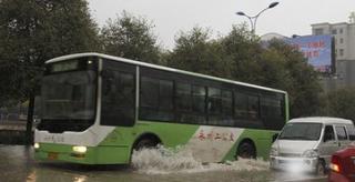 """湖南雨水""""搶鏡"""" 未來三天最高溫降幅可達12℃以上"""