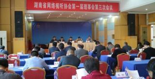 湖南省網絡視聽協會:堅持創新促融合 擦亮品牌出精品