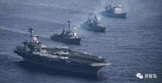 俠客島:這時候派航母來朝鮮半島,美國你嚇唬誰呢?