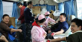 永州廣電60多員工無償獻血  個人獻血總量最多者已達6400毫升