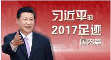 足迹2017习近平今年去了哪 说了啥?(附珍贵视频)