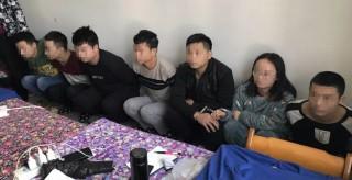 电信网络诈骗团伙刚落脚 永州警方雷霆摧毁