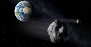 NASA报告:5颗小行星将同日接连冲向地球