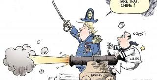 美国又打出2000亿关税牌,中方这300字声明暗藏玄机!