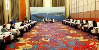 杜家毫会见东盟10国及东盟秘书处高官代表团一行