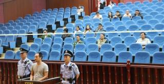 永州法院首次采用7人合议庭审案 男子抢劫杀人公开受审