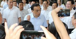 """李克强:希望湖南当好承接东部产业转移的""""领头雁"""""""