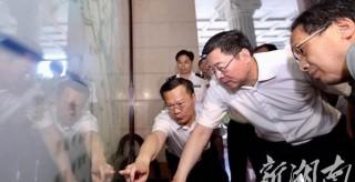 杜家毫:让岳阳成为湖南通江达海的枢纽和对外开放的窗口