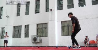 备战省民运会:永州蹴球、陀螺代表队前往郴州交流学习