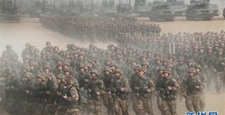 开训动员,实战化练兵热潮涌动