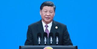 """習近平出席第二屆""""一帶一路""""國際合作高峰論壇開幕式并發表主旨演講"""