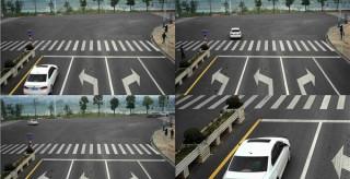 關于嚴格中心城區交通違法電子抓拍的公告