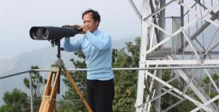 永州林業英雄余錦柱再獲國家級榮譽 全省唯一