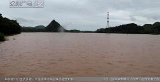 (防汛救災)江華:救援隊伍凌晨三點解救17名被困群眾