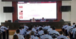 永州交警支队开展《党员教育管理工作条例》专题培训暨主题党日活动