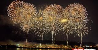 國慶955萬人打卡長沙 橘洲焰火、文和友、茶顏悅色刷屏了