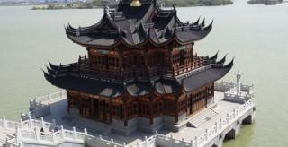 中國紅木家居文化園——龍游紅木小鎮