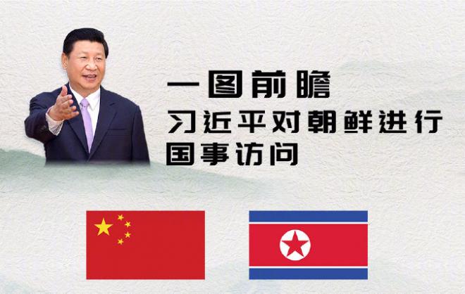 習近平將對朝鮮民主主義人民共和國進行國事訪問