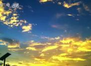 (大美永州)雙牌:落日晚霞驚艷山城