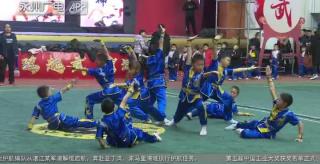 湖南少第六届武术大赛圆满结束
