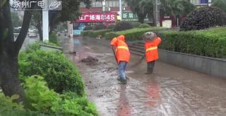 (防汛抗灾)双牌: 昼夜奋战 全力做好城区排涝工作