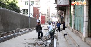 永州:老舊小區改造舊貌換新顏